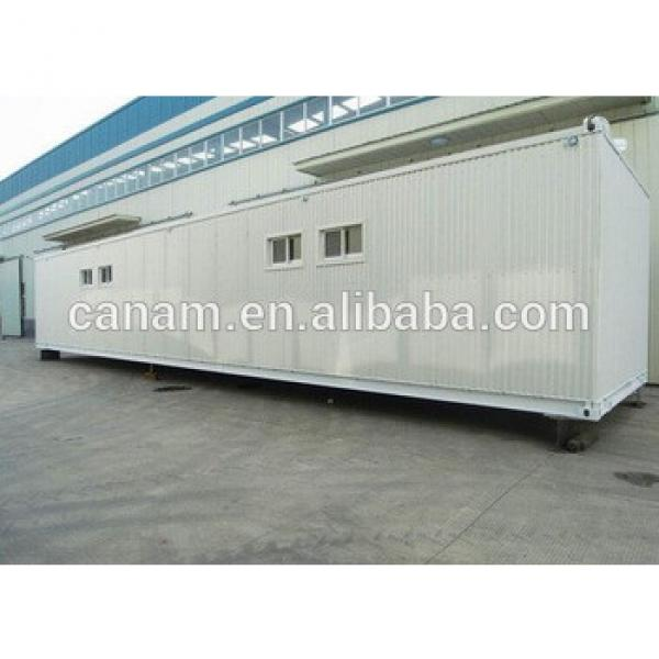 economic container house iron frame prefab house #1 image