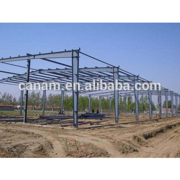 Large span steel structure warehouse light steel warehouse #1 image