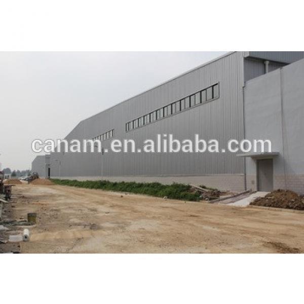 Design steel structure warehouse #1 image