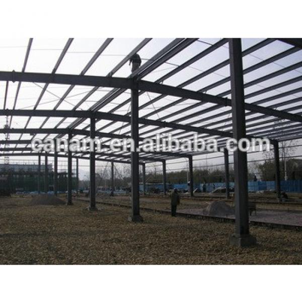 Cost effective high quality light steel structure warehouse #1 image