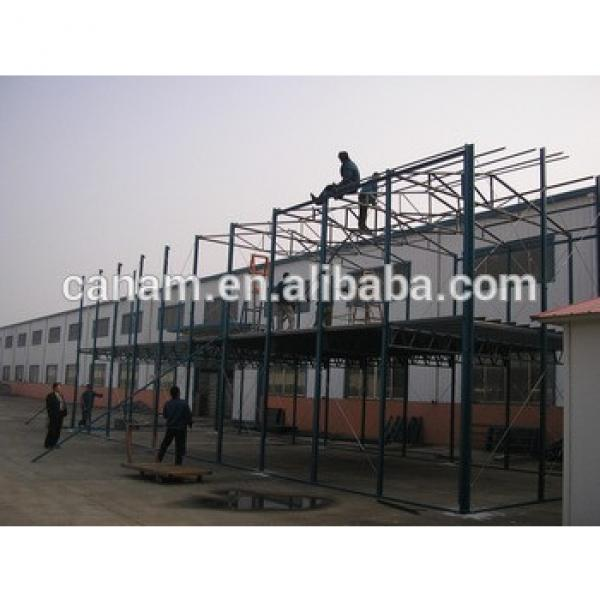 cheap prefab steel structure house hot sale steel house #1 image