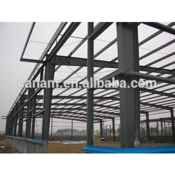 Design steel warehouse building material steel frame #1 image