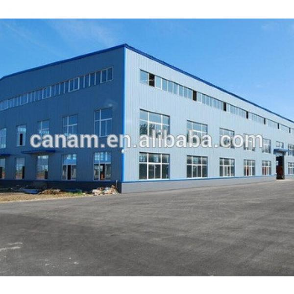 Wholesale steel structure warehouse designed steel structure building manufacture #1 image