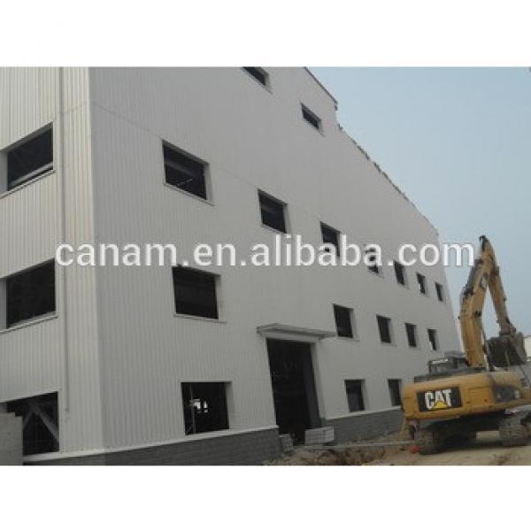 EPS sandwich panel wall light steel frame warehouse #1 image