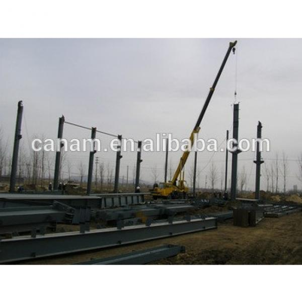 China steel structure building light steel frame warehouse #1 image