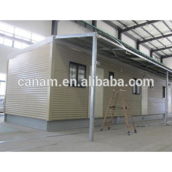 modular home prefab container house building #1 image