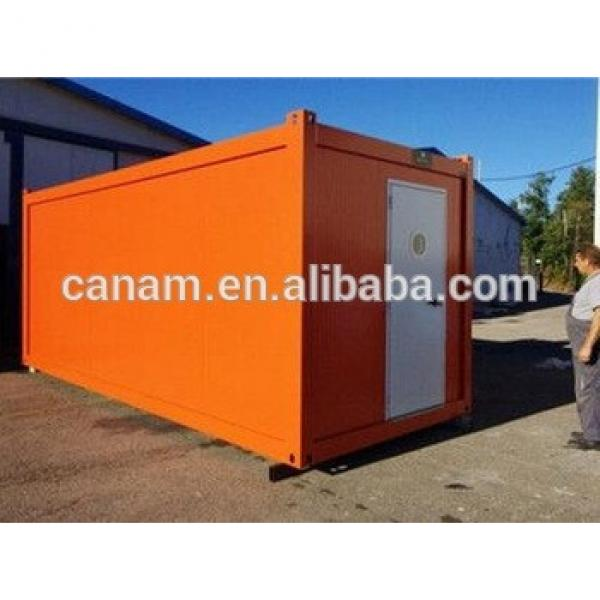 sandwich panel container home mobile anti rust prefabricated cottage #1 image
