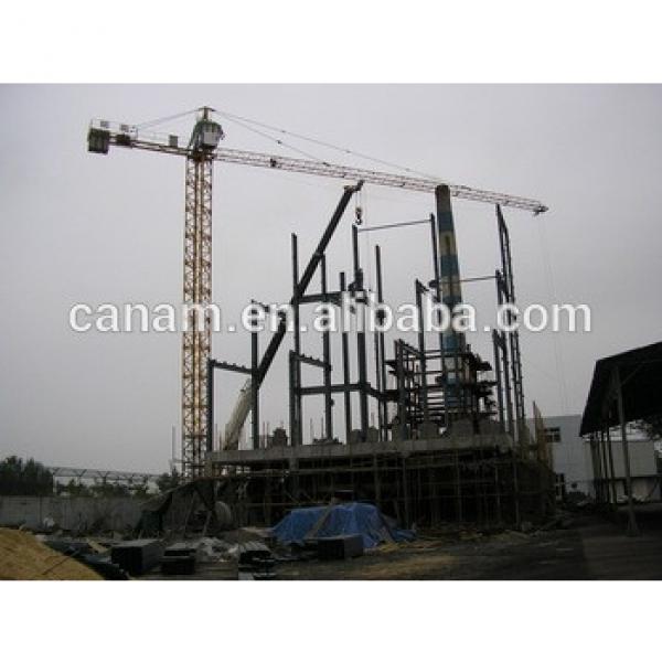 Steel structure building steel frame workshop steel structure workshop #1 image