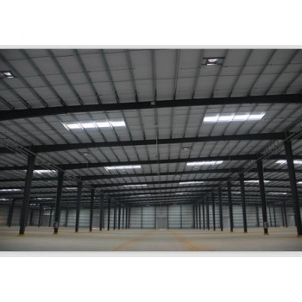 CE certification modern steel structure building export to african #1 image