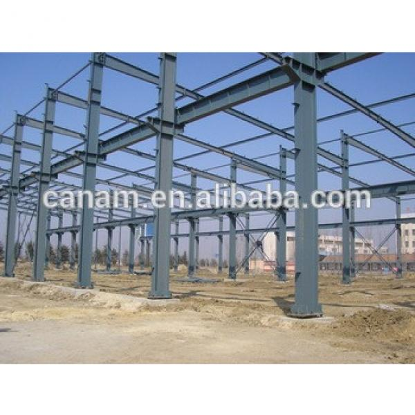 Designed steel structure building,house,steel structure warehouse,prefab steel structure workshop #1 image