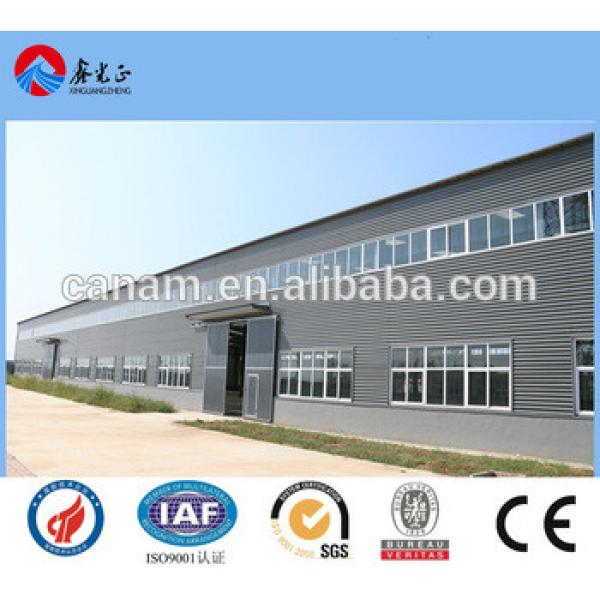 oversea steel warehouse construction manufacturer founded in 1996 #1 image