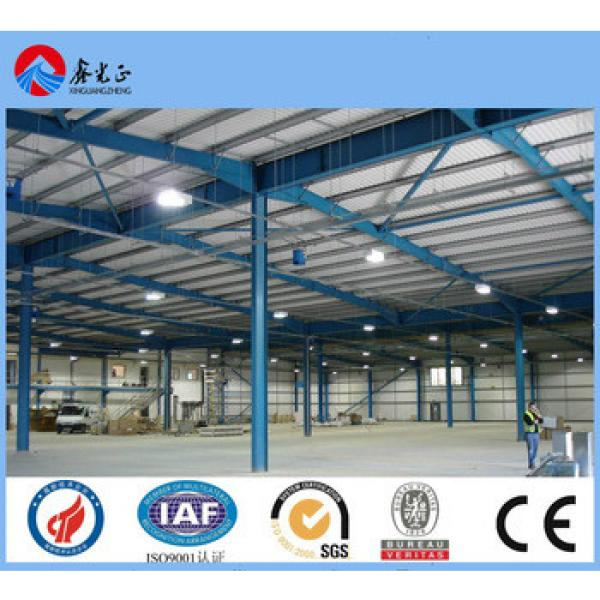 light steel structure warehouse building #1 image