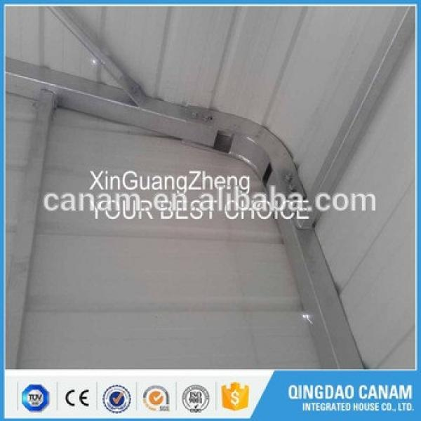 Chinese supplier latest construction products small steel structure building for warehouse #1 image