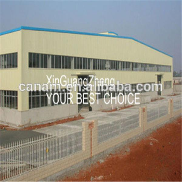 XGZ galvanized steel structure prefabricated warehouse Factory buildings #1 image