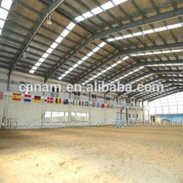 Fast constructed pre-engineered light steel frame structures buildings #1 image