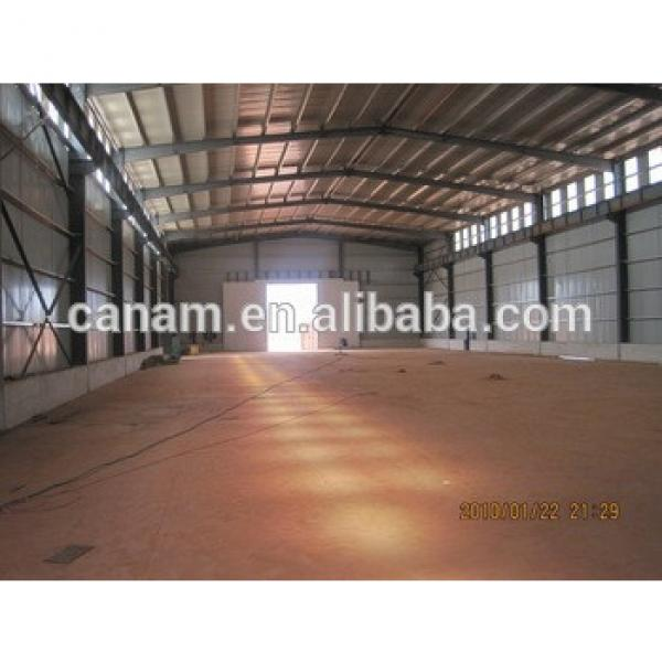 Chinese supplier Widely used prefabricated steel structure building Warehouse #1 image