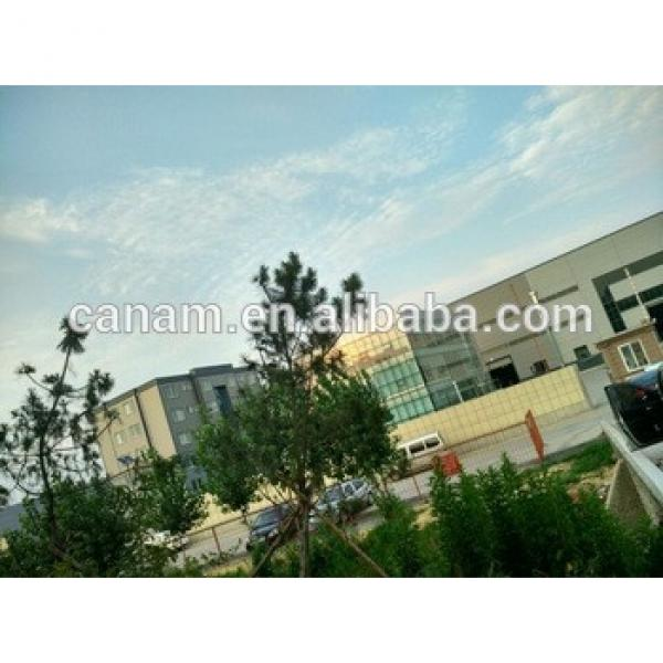 High Quality Steel Structure Workshop Prefab Steel Structure #1 image