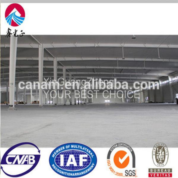 China supplier top prebuilt steel structure buildings construction warehouse manufacturer #1 image