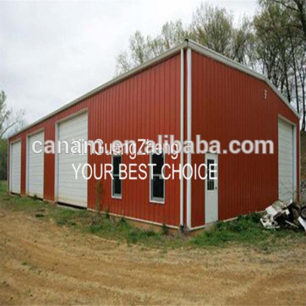 Fast Delivery latest construction products steel structure building #1 image