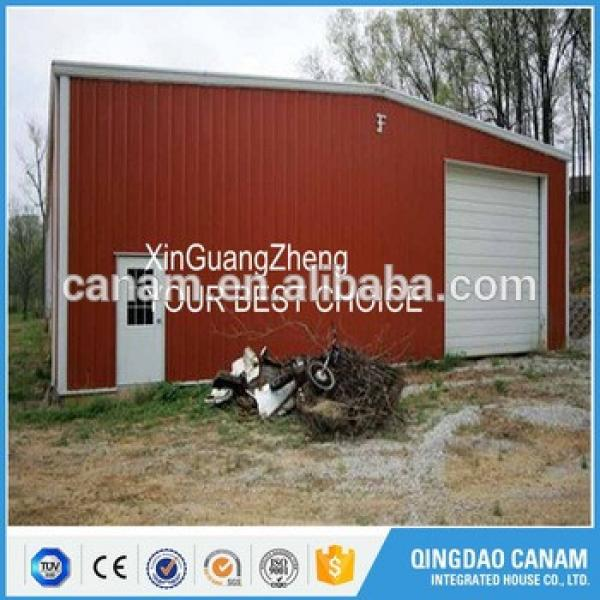 Excellet quality latest construction products workshop storage warehouse steel structure building #1 image