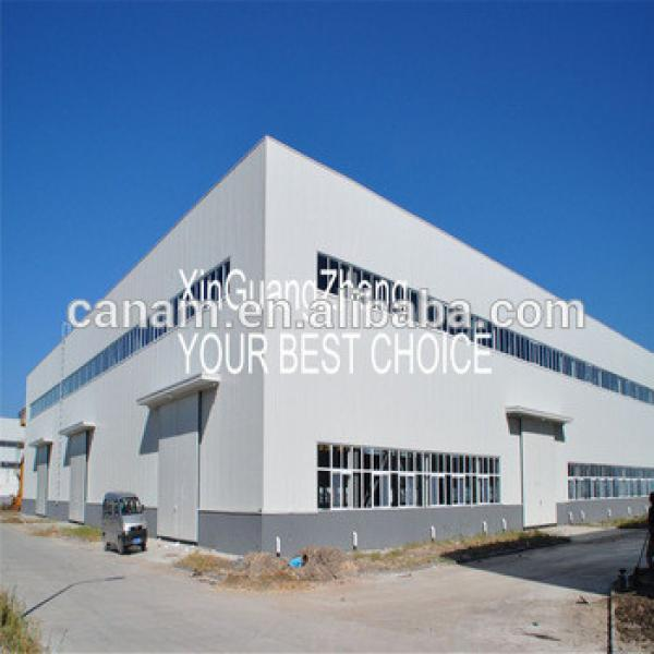 High Quality Light Steel Structure Prefabricated Factory #1 image