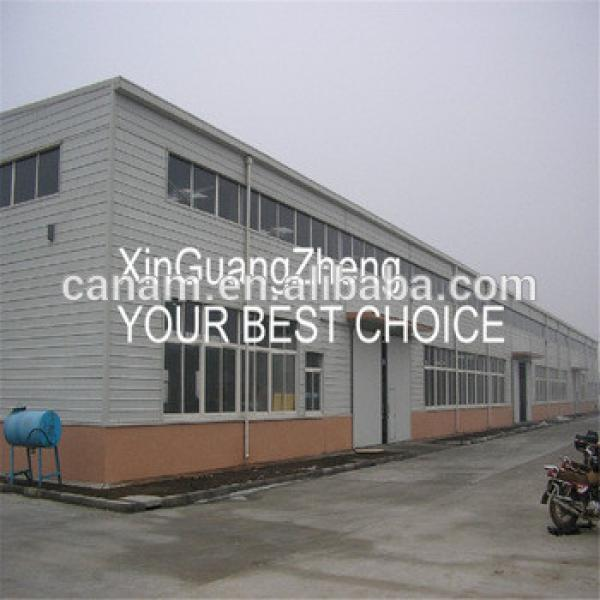 Factory Price Steel Structure Workshop And Prefabricated Steel Structure Building Or Peb Steel Structure For Sale #1 image