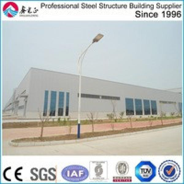 New Products On China Market steel structure warehouse in mexico with steel roof trusses #1 image