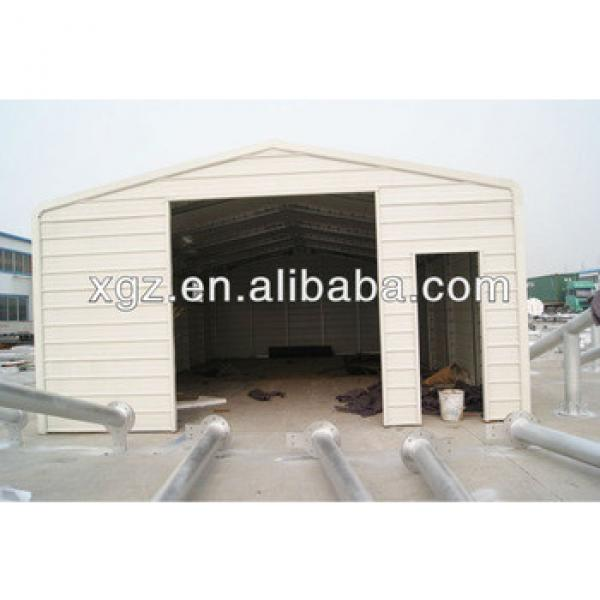 Prefab Steel Structure Car Garage for sales #1 image