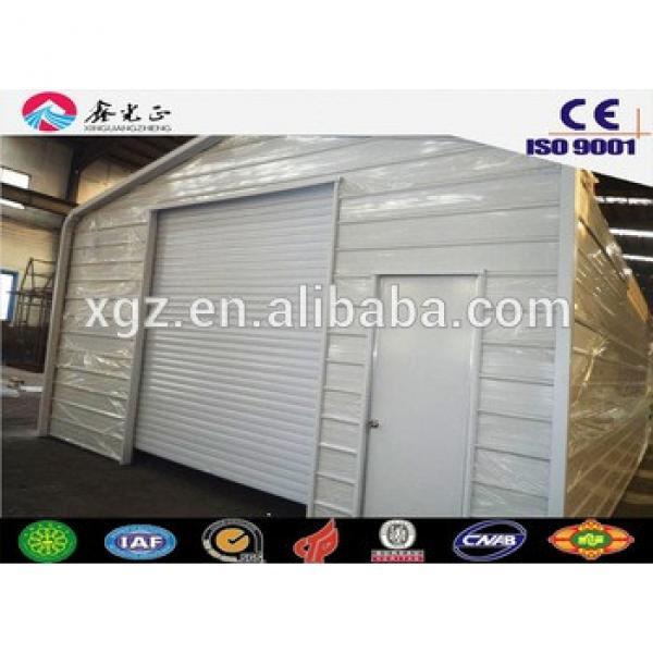 Different Design/Large Span Warehouse/Steel Structure Car Garage #1 image