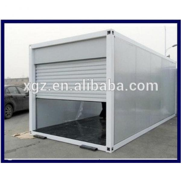Low cost steel container garage for hot sale #1 image