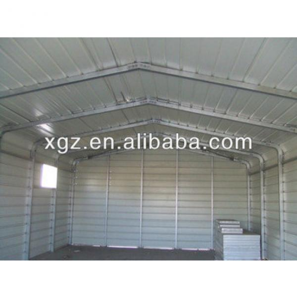 Prefab Steel Structure cheap carports FOR SALES #1 image