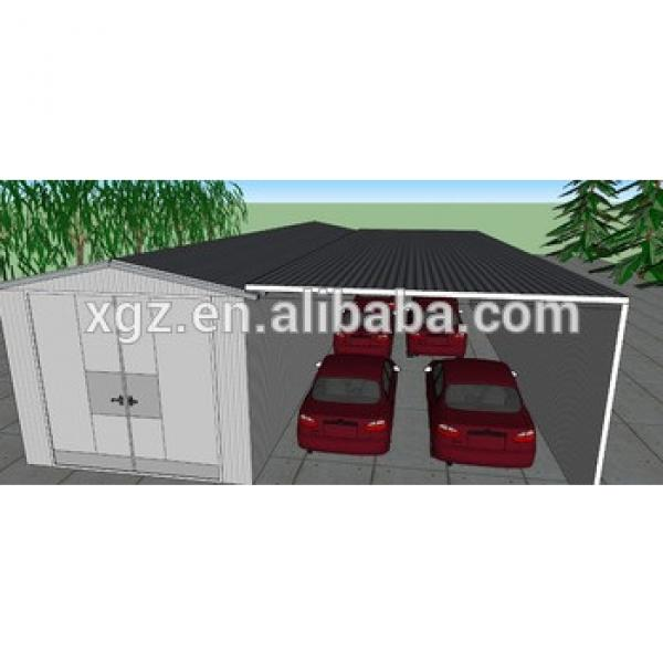 Low cost folding car garage for hot sale #1 image