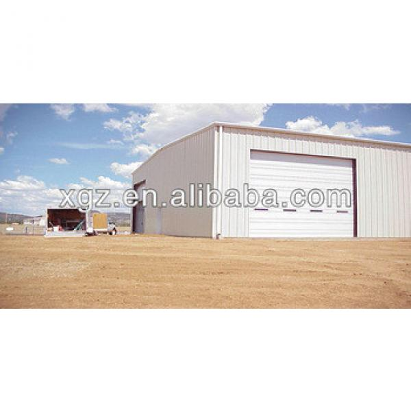 Pre-fabricated Light Steel Garage/Car shed #1 image