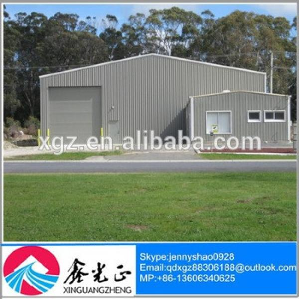 High Quality Cheap Prefabricated steel building kits for Farm #1 image