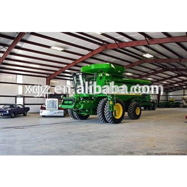 Perfect Design And Competitive Price For Farming Equipment Prefabricated Warehouses #1 image