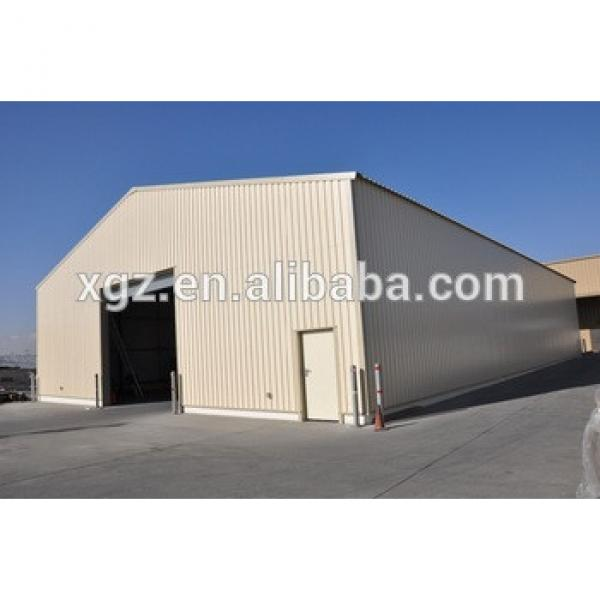 Weld H Beam Prefabricated Steel Building Sheds/ Factory Industrial Steel Structure #1 image