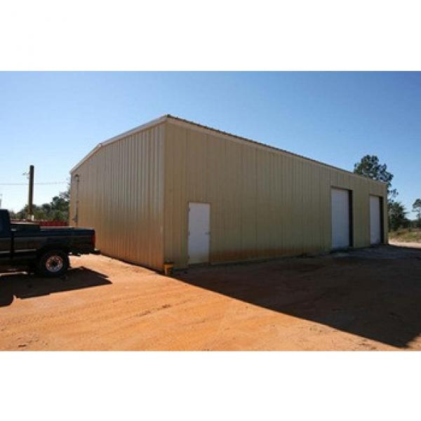 Prefabricated agriculture garage with high quality nice price #1 image