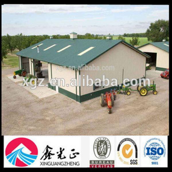 Steel Sheet Structure Carport Garage #1 image