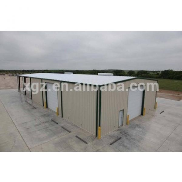modular low cost prefabricated steel barn #1 image
