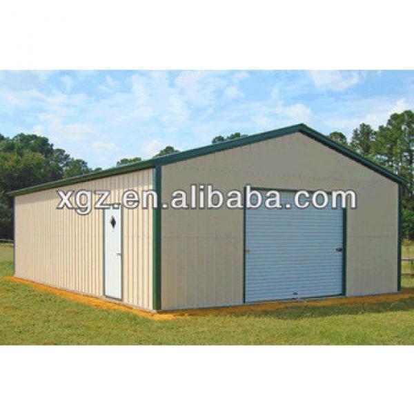 Steel Structure Garage/Car Shed #1 image
