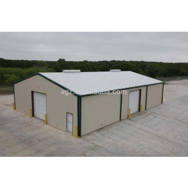 low cost galvanized prefabricated storage rooms #1 image