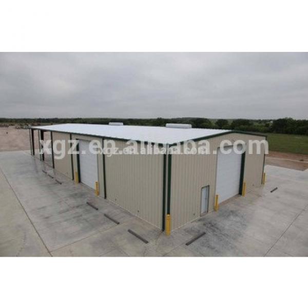 prefabricated warehouse kit #1 image