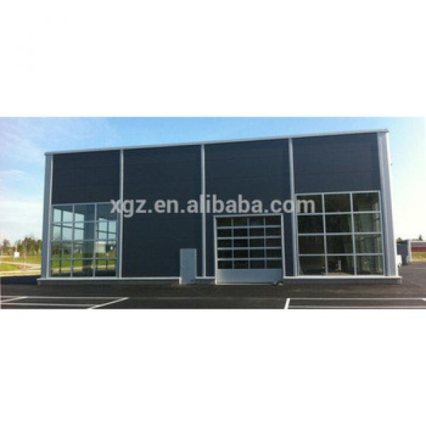 best selling cheap prefabricated light frame cheap garage for sale #1 image