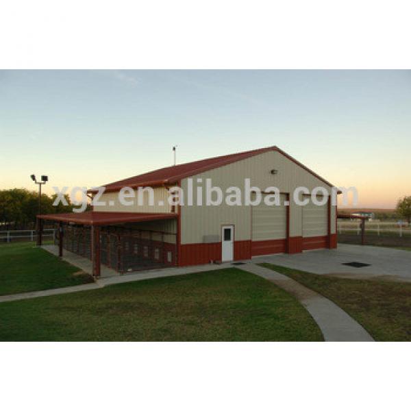 prefabricated farming steel building warehouse #1 image