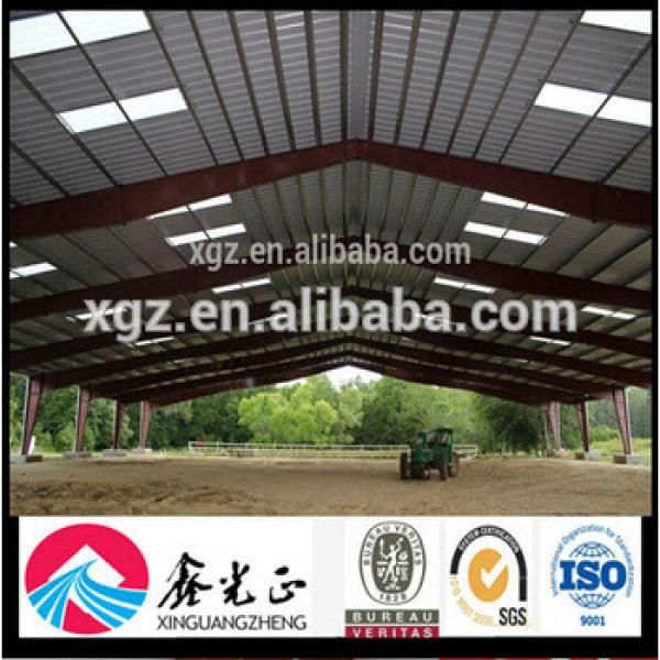 Steel Structure Car Garage #1 image