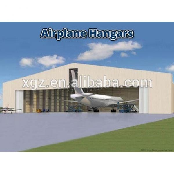 Metal airplane hangars #1 image