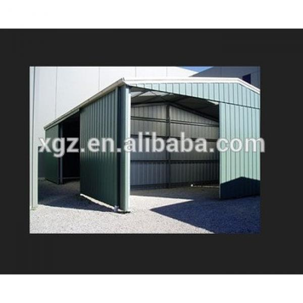 Capital Steel Structure Car Garage shed #1 image