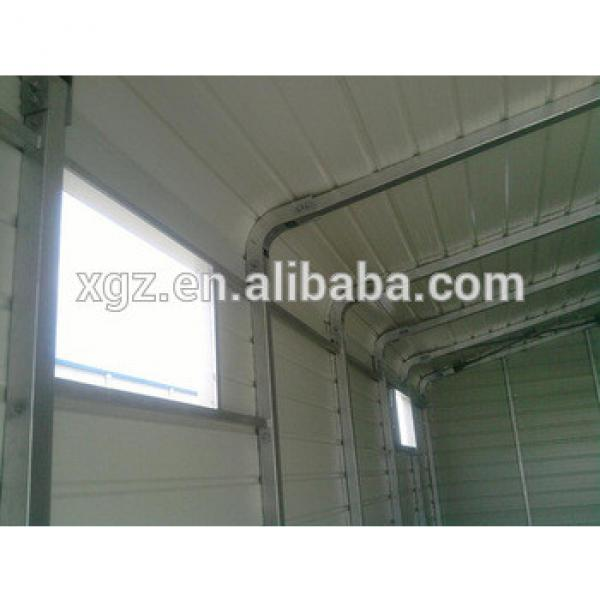 Simple personal steel portable garage for car parking #1 image