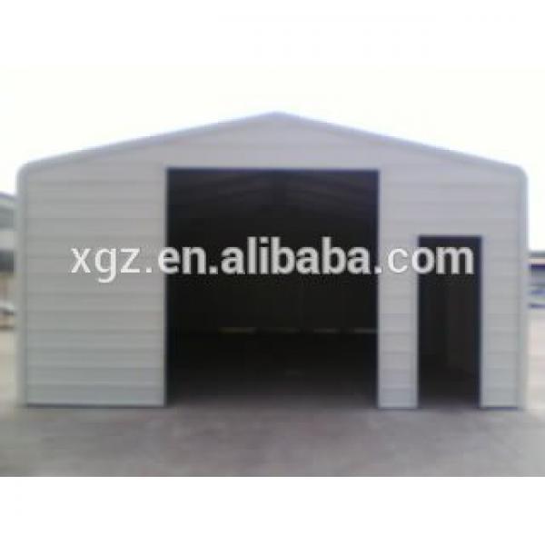 Pre-engineered Light Frame Steel Structure Garage for car parking #1 image