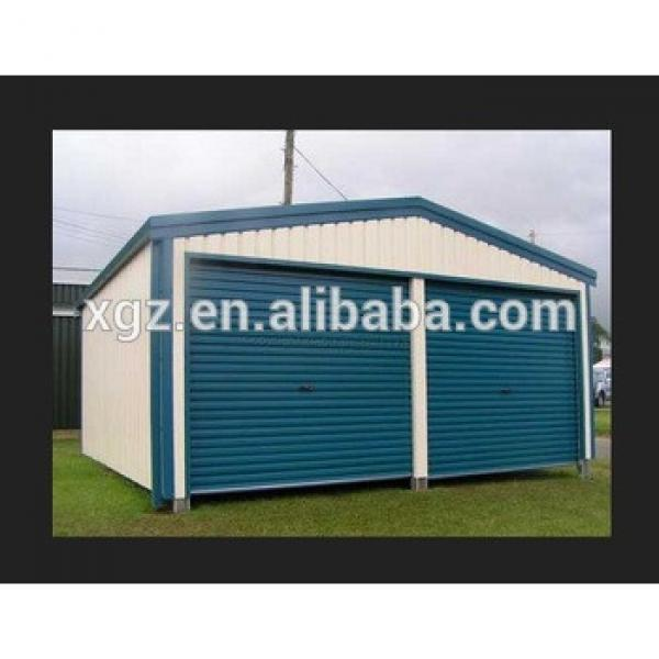 Personal steel container garage #1 image
